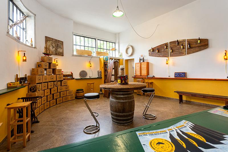 punto vendita birrificio del golfo