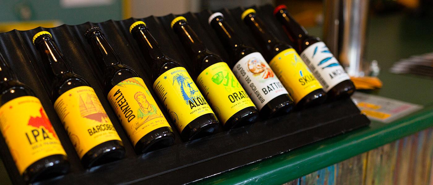 le birre del birrificio del golfo