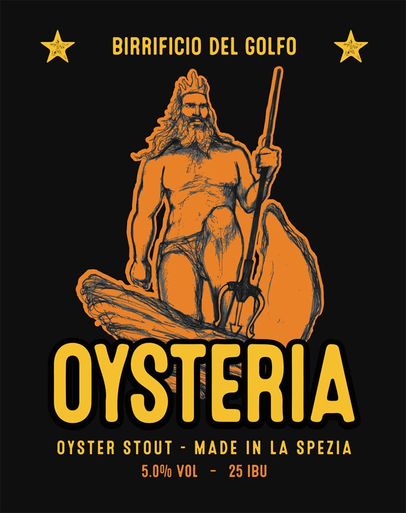 birrificio del golfo oysteria
